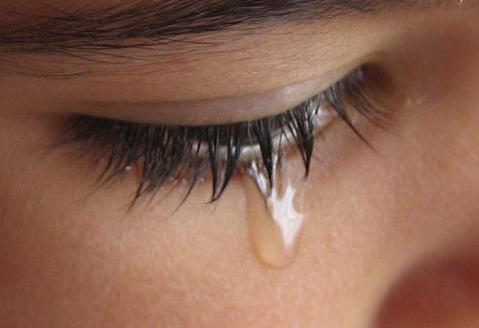 llorar es sano